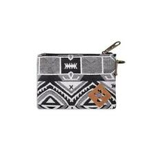 Revelry Mini Broker Aztec B&W Odor Smell Proof Water Resist Lock Stash Bag Pouch