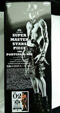 ONE PIECE SUPER MASTER STARS PIECE PORTGAS D ACE THE SEPIA FIGURE