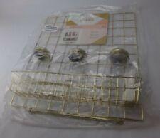 American Craft Crate Paper Washi Storage Kit Gold (Brand New)
