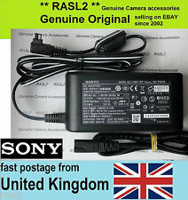 Original SONY AC Adaptor AC-PW10 am Alpha A290 A300 A330 A350 A380 A390 A450 A65