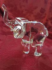 FLAWLESS Exquisite BACCARAT Glass Crystal LOET TANGANYIKA ELEPHANT Figurine