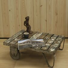 Reclaimed Trolley Coffee Table 11 - Timber/Furniture/Industrial