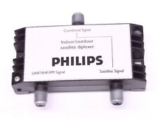 Philips SDW5004O/17 Indoor/Outdoor Combine Signal Diplexer UHF/VHF/FM Signal
