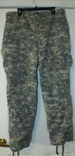 US Military Army ACU Digital Camo UCP Combat Uniform Ripstop Pants Trousers