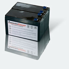 RBC123 USV AKKU BATTERIE für APC SMT750RMI2U SMT750RMI2UNC
