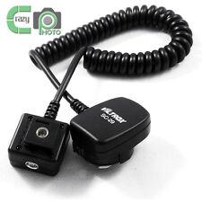 SC-29 1m TTL Off Camera Flash Sync Cord for Nikon D7100 D750 610 D5300 D5200 D90