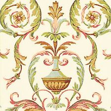 Thibaut Wallpaper LOT 10 Double rolls Valencia T1323 Residence Collection