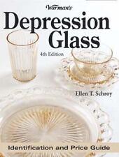 Warman's Depression Glass ID Price Guide 4th Edition