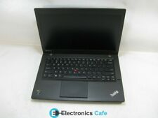 "Lenovo ThinkPad T440 14"" Laptop 1.9 GHz i5-4300U 4GB RAM (Grade C No Battery)"