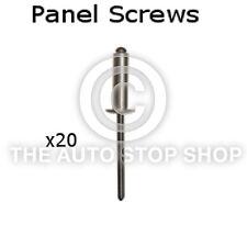 Panel Screw Nail 2,9 Peugeot Range 307/308/308CC/308SW/4007 etc 20pk 10623pe