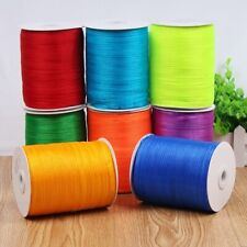 6 mm Organza Ribbon Sewing Fabric Diy Gift Packaging Wedding Decoration 10 meter