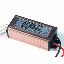 10W 30-48V Watt High Power LED Driver 300mA Waterproof Power Supply Driver