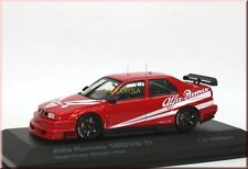 Alfa Romeo 155 V6 TI - Plain Body Color Model - rot red - HPI Racing 8080 1:43