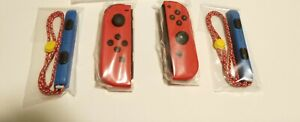 Mario Red/Blue Limited Edition JOY-CONS+STRAPS [Nintendo Switch] BRAND NEW!