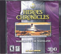 Heroes Chronicles: Warlords of the Wasteland (PC, 2000, 3DO)