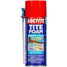 NEW LOCTITE Tite Foam Window and Door 12 fl. oz. Insulating Spray Foam 15 PK