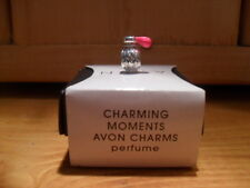 Avon Charming Moments Charm Collection Perfume Bottle New