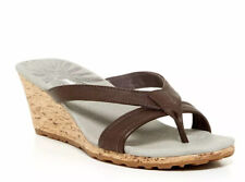 NEW Patagonia Women's Solimar Wedge Sandals Sable Brown Color Size 8