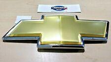 New OEM Front Grill Emblem - 2009-2011 Chevrolet Aveo Hatchback (96808252)