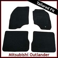 Mitsubishi Outlander Tailored Fitted Carpet Car Mats (2004 2005 2006 2007)