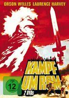 Kampf um Rom - Teil I + II, 1 + 2 DVD 2 Discs, Orson Welles