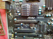 MSI 970a-g43 PLUS ms-7974 ATX Scheda madre Socket am3+ (#968)