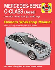 Mercedes-Benz Car Service & Repair Manuals
