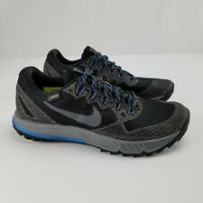 ea6f8331c5adaf Nike Air Zoom Wildhorse 3 GTX Mens Sz 7.5 Running Shoes NEW 805569-001 RARE