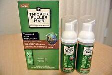 Thicker Fuller Hair Hair Loss Prevention Treatment 1.7oz 2 Pack CELL-U-PLEX