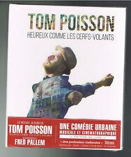 TOM POISSON - HEUREUX COMME LES CERFS-VOLANTS - EDITION DE LUXE - NEUF NEW NEU