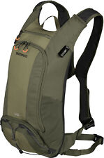 Shimano RUCKSACK UNZEN 10L WITH HYDRATION OLIVE GREEN