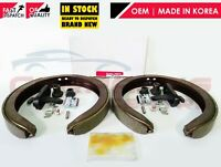 SSANGYONG KORANDO KYRON MUSSO REXTON REAR HANDBRAKE PARKING SHOES FITTING KIT