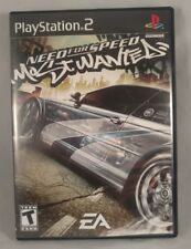 Need for Speed: Most Wanted (Sony PlayStation 2, 2005) Complete CIB