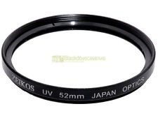 52mm. filtro UV Zeikos. Ultra Violet Filter.