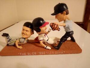 "Sid Bream 1992 NLCS Game 7 "" the slide "" bobble head"