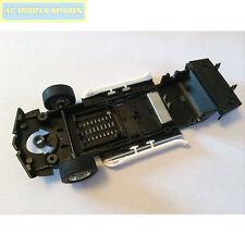W10252 scalextric rechange underpan & essieu avant assemblage pour Corvette L88
