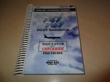 Boeing 757 767 Simulator & Check Ride Procedures Pilot Hand Book 397 Pages