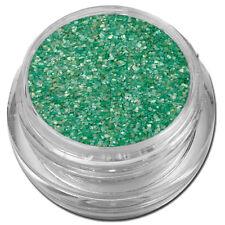Muschelsplitter Crushed Shells Glitter Glitzer Türkis Nail Art #00211-12