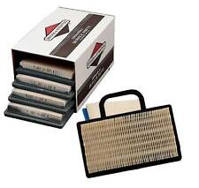 Briggs & Stratton 4223 6-Pack Of 499486S Flat Air Filter Cartridge