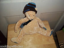 RARE PLUSH DOLL FIGURE DELIA'S NYC NORTH AMERICAN BARROW BEAR HOLIDAY 2002 TOY
