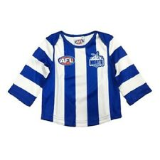 AFL Official Replica Football Jersey Jumper Team North Melbourne  Kids Size 4
