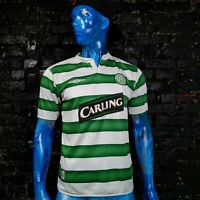 Celtic The Hoops Jersey Home football shirt 2003 - 2004 Umbro Trikot Mens Size M