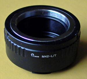 PIXCO M42-L/T ADAPTER