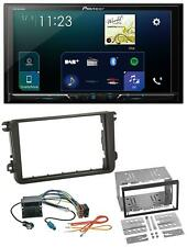 Pioneer MP3 Bluetooth USB 2DIN DAB Autoradio für VW Passat 05-14 Polo 09-14 Scir
