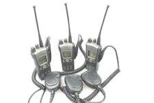 Motorola Tetra MTP700 Handfunkgerät inkl. Mikrofon