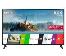 LG 43LJ594V 43 Inch SMART Full HD LED TV Freeview Play WiFi USB Recording Black