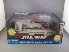 Star Wars Clone Wars Remote controled Republic Fighter Tank Hasbro