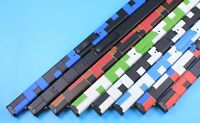 3/4 Pool Cue Case 8 Colours 3 4 PU Leather Snooker Cue Hard Patch Cases Free P&P