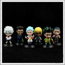 Hunter x Hunter 6x Character Action Figures PVC 2'' GON/KILLUA/CURARPIKT/HISOKA