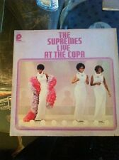 The Supremes Live At the Copa Vinyl